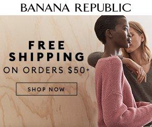 Banana Republic banner