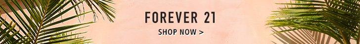 Forever 21 banner